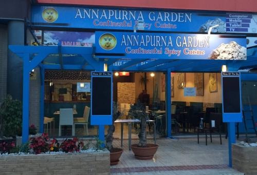 Annapurna Garden Albir